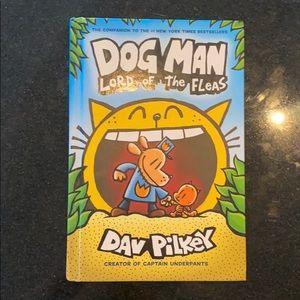 "Dog Man ""Lord of the Fleas"" by Dav Pilkey"